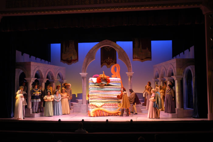 Virginia Scenic Case Study Once Upon A Mattress